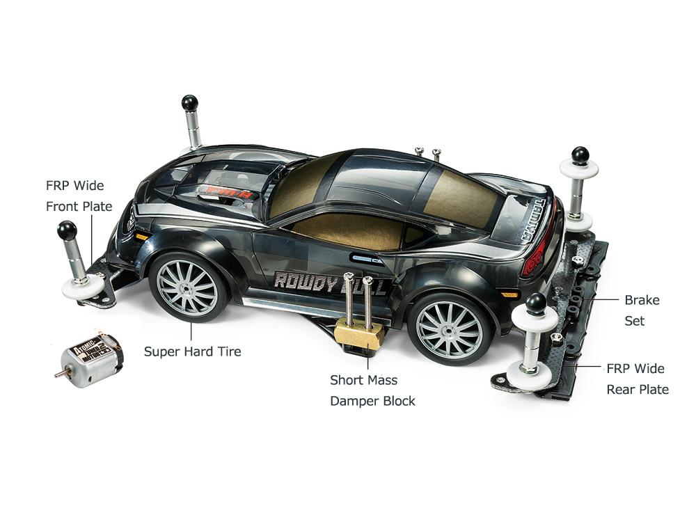Mini 4WD Setup Guide
