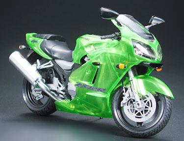 Tamiya 1/12 Motorcycle Series Kawasaki Ninja Zx-12r for