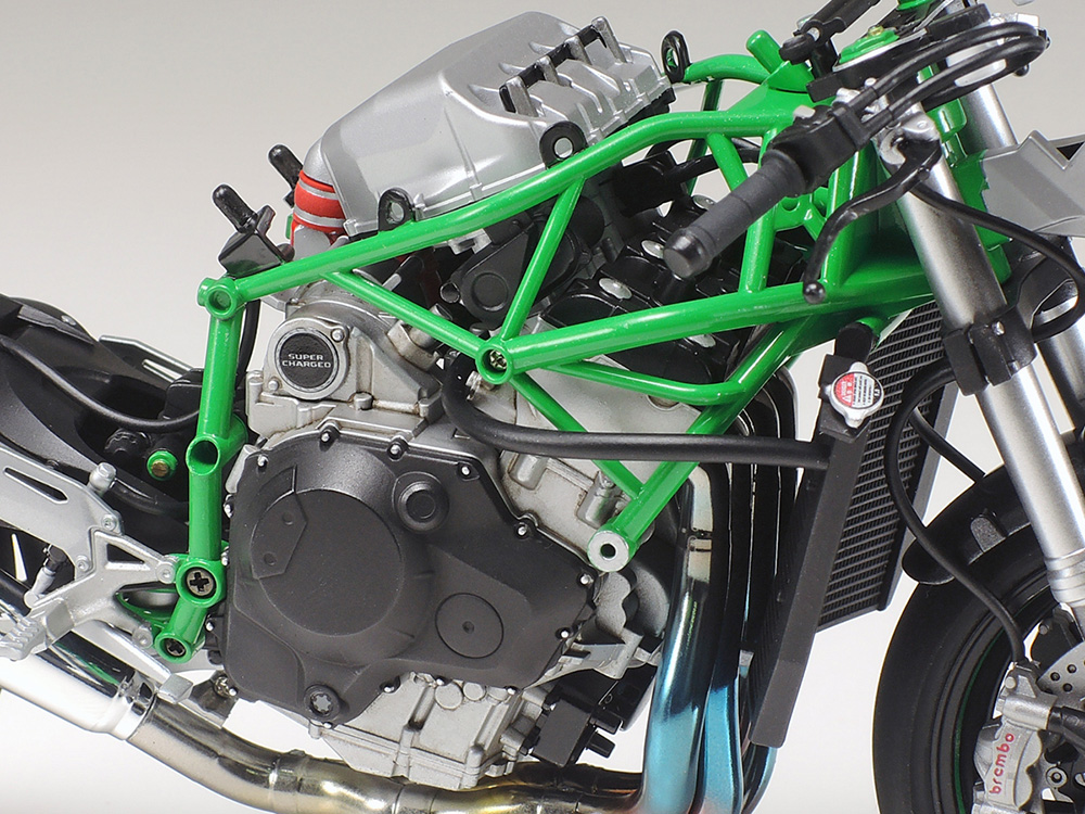 1 12 Kawasaki Ninja H2R