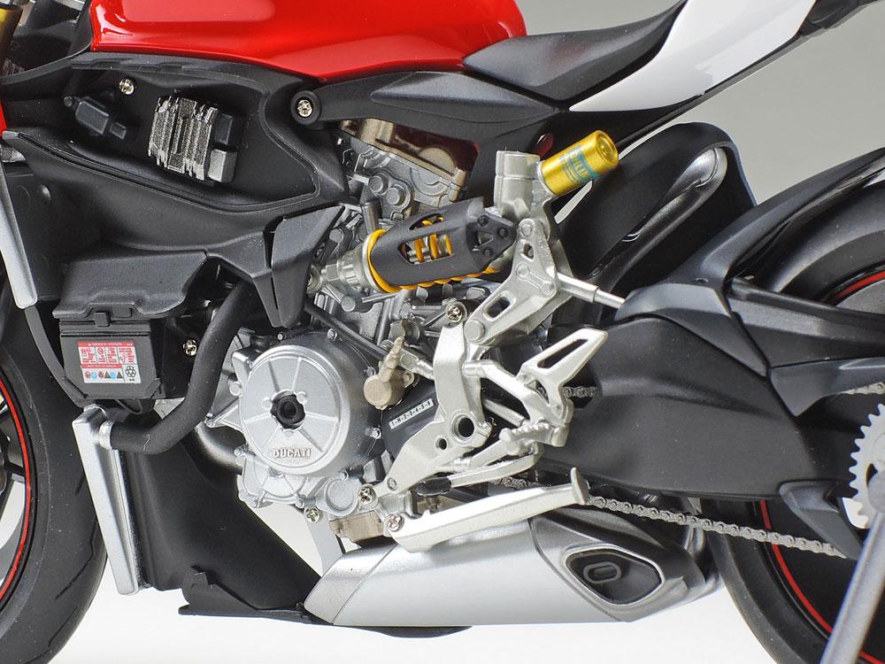 1/12 Ducati 1199 Panigale S Tricolore
