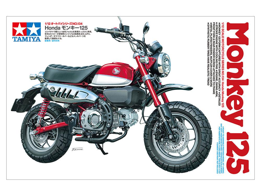 1 12 Honda Monkey 125