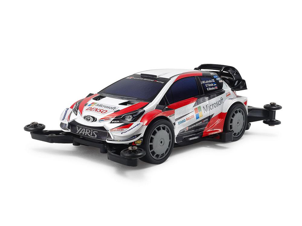 6d42aa9d3696 TOYOTA GAZOO Racing WRT Yaris WRC (MA Chassis)