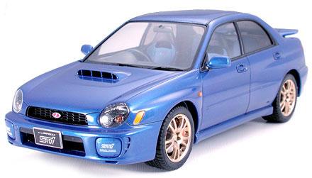 Amazing Subaru Impreza WRX STi
