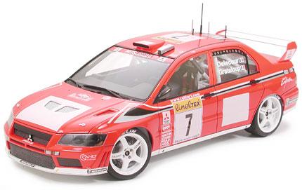 Lancer Evolution VII WRC