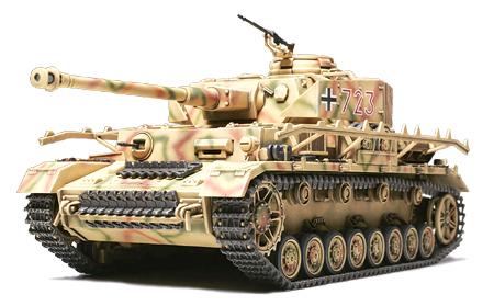 1/48 Panzerkampfwagen IV Ausf J