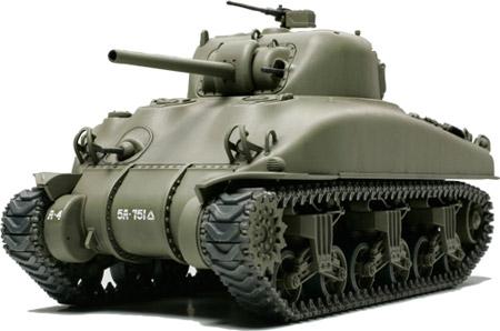 1/48 US Medium Tank M4A1 Sherman