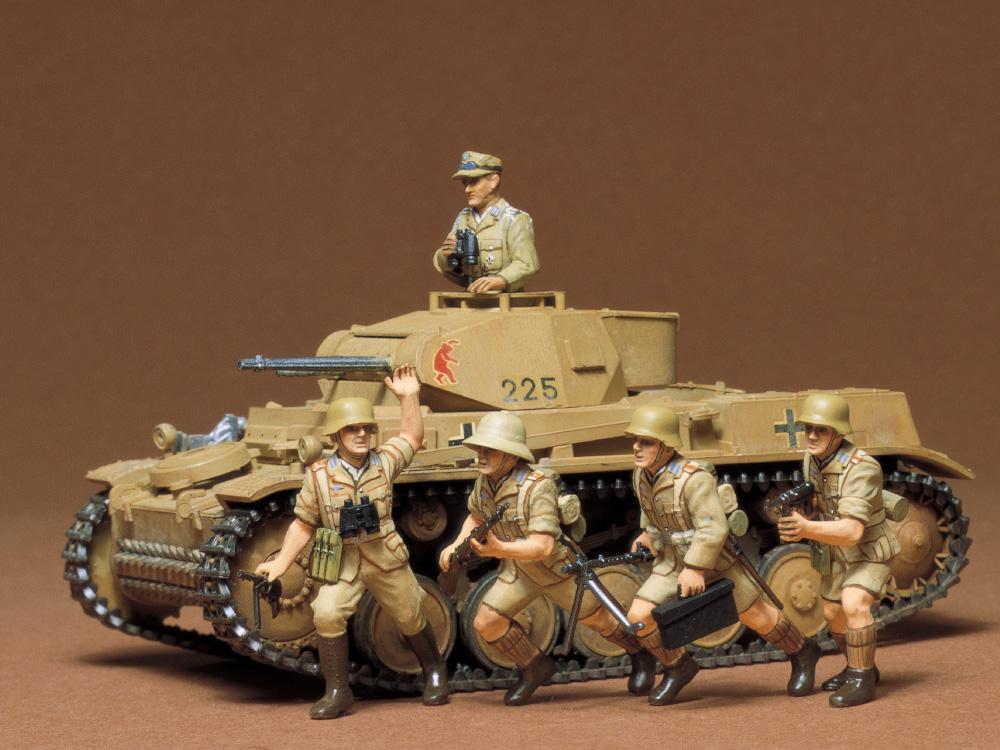 1/35 Military Miniature Series