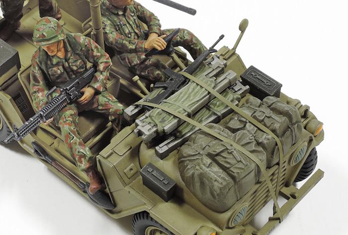 35332 M151a2 Grenade 1983 Tamiya