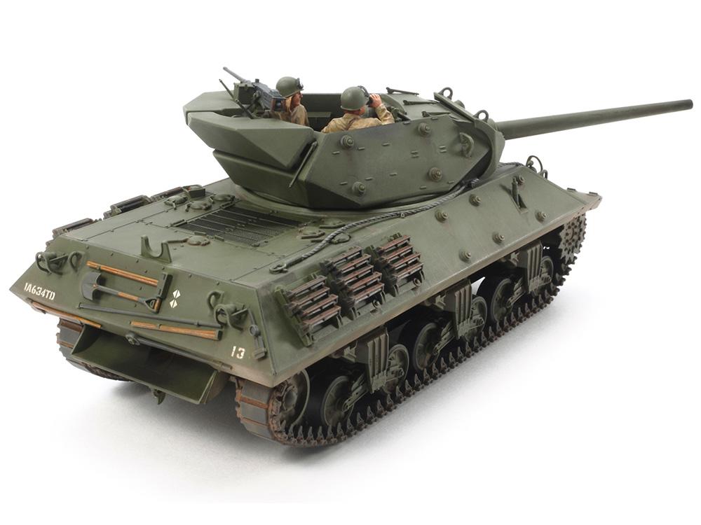1 35 U S Tank Destroyer M10 Mid Production