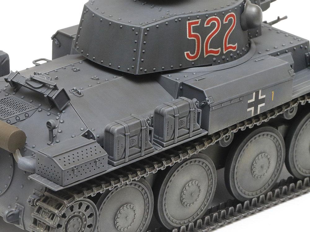 E//F 38 t 68652Tamiya 35369 Panzerkampfwagen Ausf 1:35 Bausatz NEU in OVP