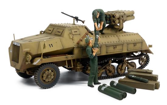 ... Rocket Launcher Sd.Kfz.4/1 Panzerwerfer 42