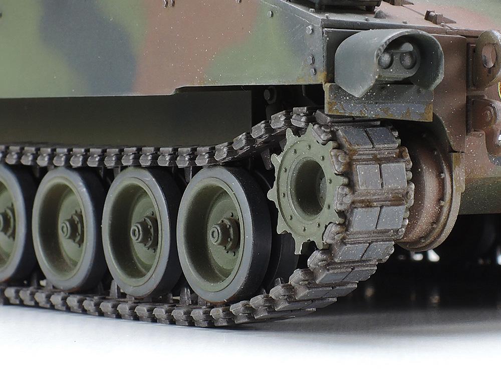 Tamiya 37022-1//35 M109A3G Haubitze Neu Bundeswehr