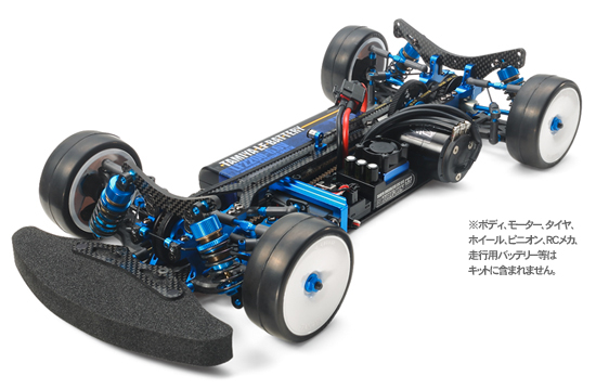 1/10 R/C TRF419 Chassis Kit