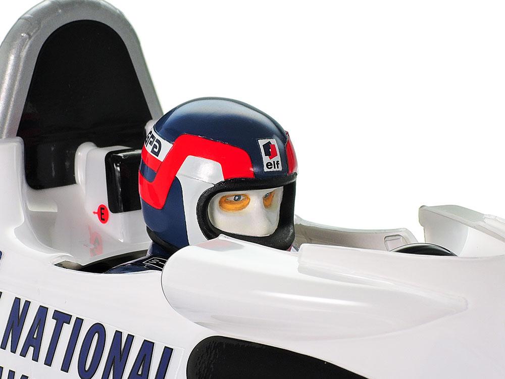 1:10 Tyrell P34, 1977 Monaco GP (stavebnice)