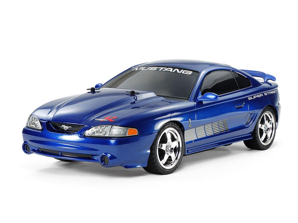 1:10 Mustang SVT Cobra R TT-01 Type-E (stavebnica)