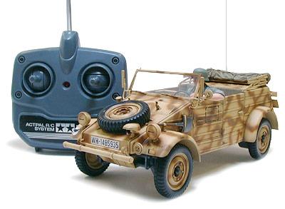 1/16 Scale RC German Kubelwagen Type 82