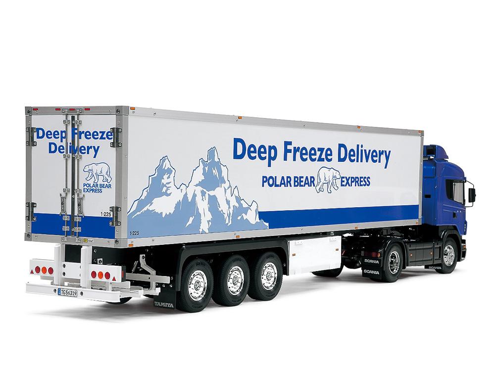 1/14 R/C Truck Series
