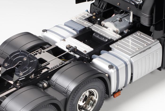 1 14 R C Mercedes Benz Actros 3363 6x4 Gigaspace