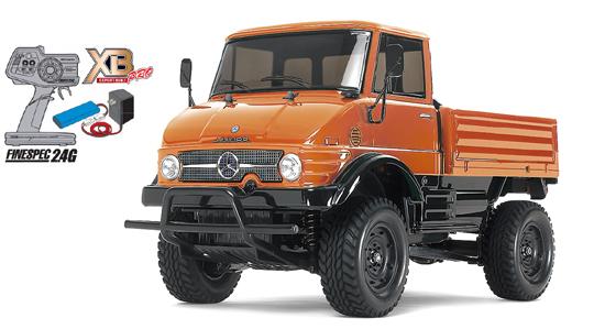 top Tamiya XB Bush Devil II, XB Mercedes Benz CC01, XB Fast Attack Vehicle