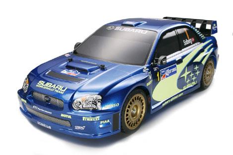 1 10 R C Subaru Impreza Wrc 2004