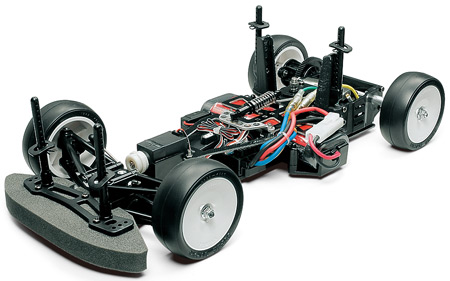 1/10 R/C F103GT Chassis Kit