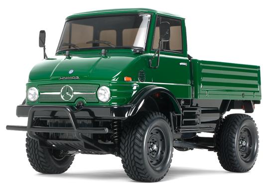 1/10 r/c mercedes-benz unimog 406 series u900 (cc-01)