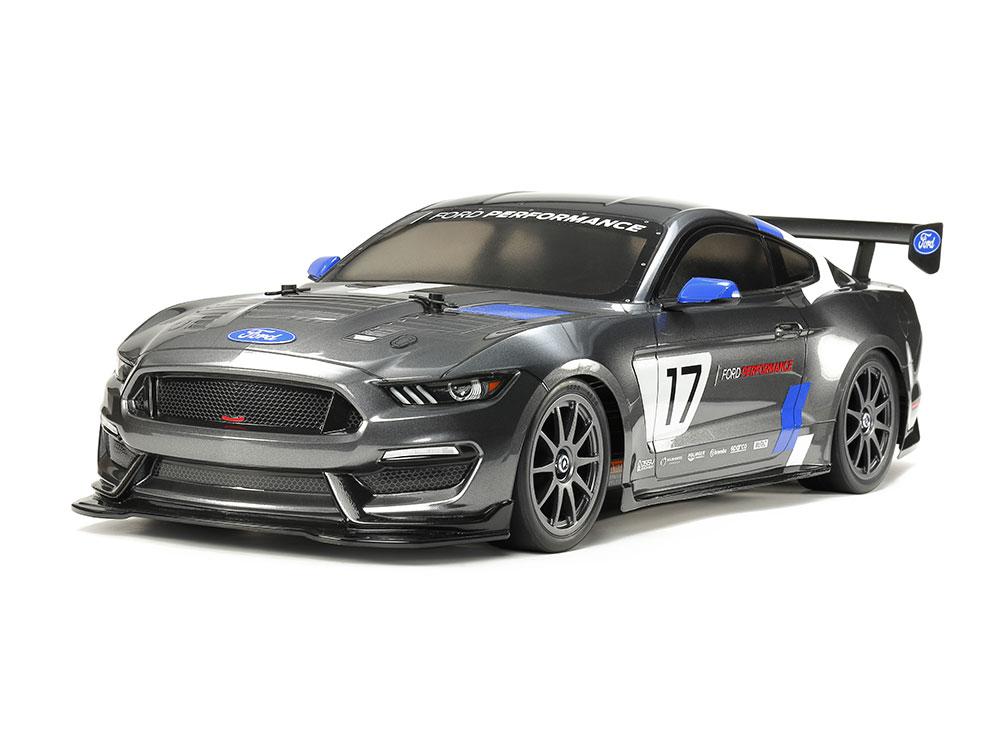 1/10 R/C Ford Mustang GT4 (TT-02)