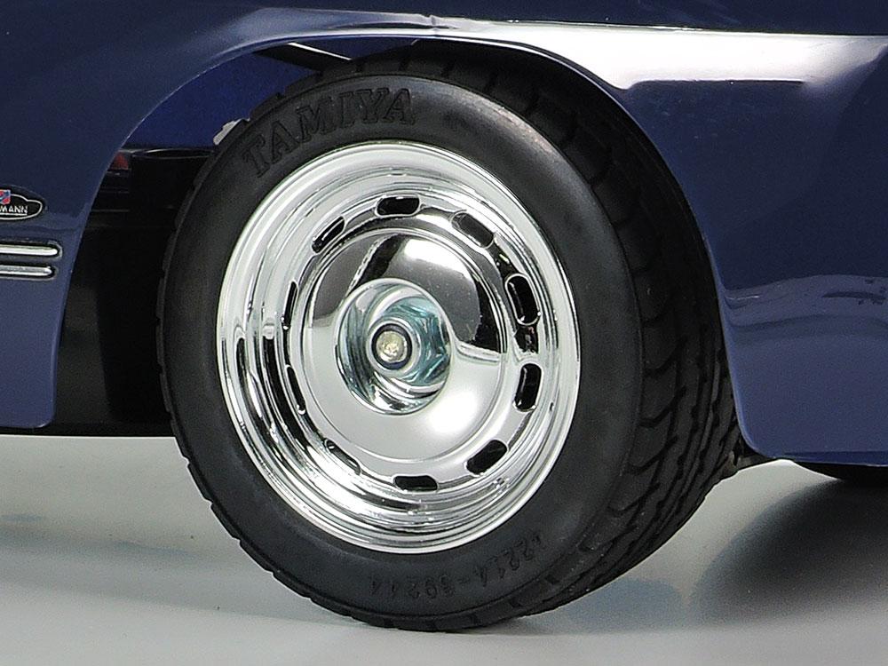 1:10 Volkswagen Karmann Ghia M-06 Chassis (stavebnica)