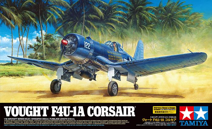 1/32 Vought F4U-1A Corsair®