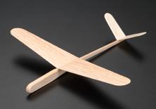 Balsa Wood Strips 1 6x75x305mm 3pcs