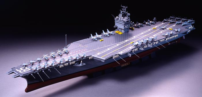 1 350 U S Aircraft Carrier Cvn 65 Enterprise