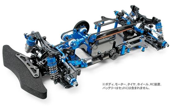 Ta05 Vdf 2 : R c ta vdf ii drift chassis kit