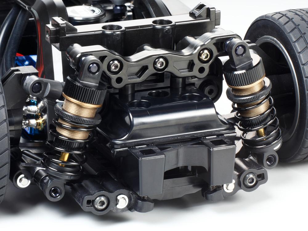 Tamiya 1:10 M-05 Ra Chassis 9339081 Rims White 25x42 mm TM5®
