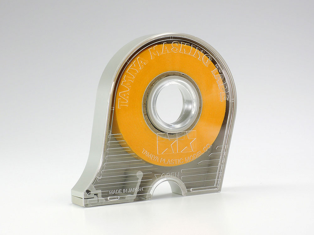 Tamiya America Inc Masking Tape 10mm