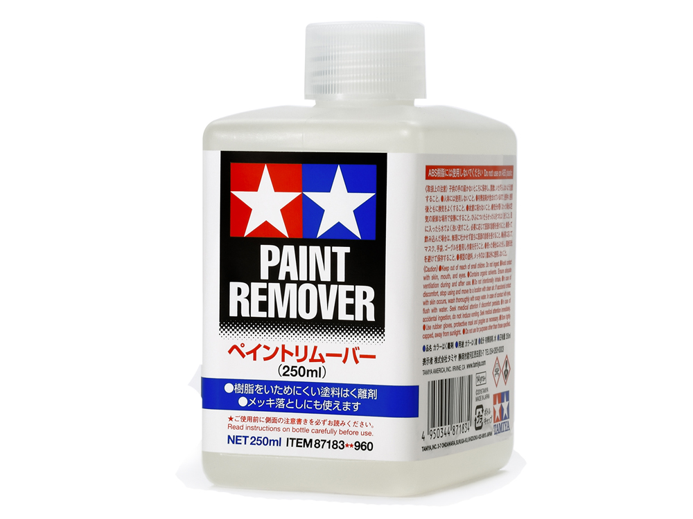 Paint Remover For Plastic Parts