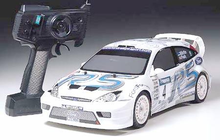 Tamiya Remote Control Car