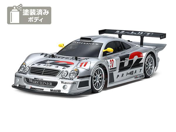 タミヤ RC特別企画商品 1/10RC 1997 メルセデス・ベンツ CLK-GTR (TT ...