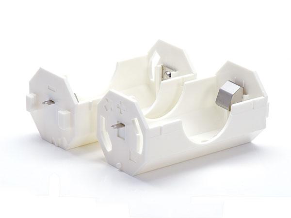 タミヤ 楽しい工作シリーズ 単1電池ボックス(1本用) | タミヤ